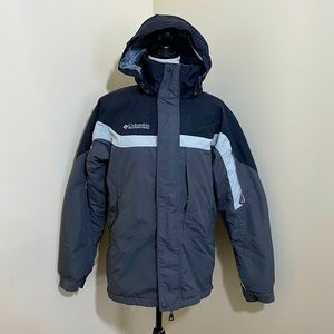 Columbia men's winter coat size small